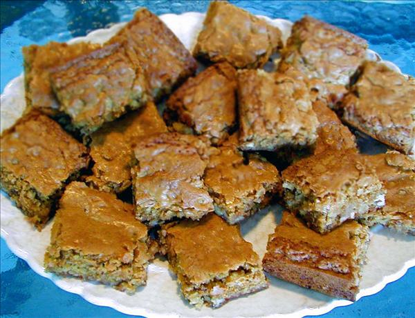 Coconut Blondies. Photo by ~Patrish