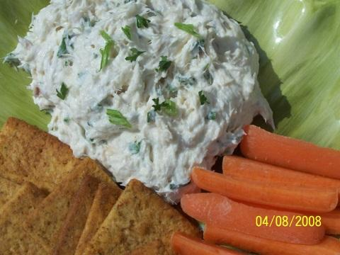 Tuna Dip. Photo by **Tinkerbell**