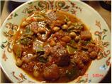 Tunisian Beef Stew (Liftiyya)