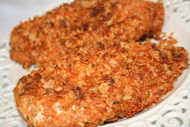 Quick 'n Crunchy Potato Chip Chicken. Photo by ~Nimz~