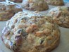 Moist and Low Fat Carrot-Raisin-Apple-Muffins. Recipe by Canadian_in_the_Bay