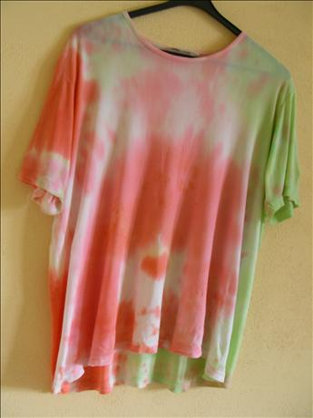 Kool Aid Tie Dyed T-Shirts. Photo by kiwidutch