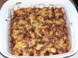 One Dish Cinnamon Swirl Bake