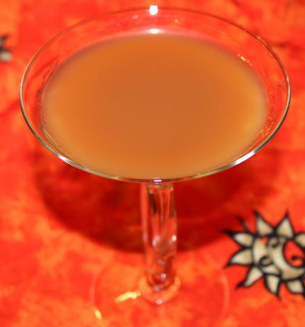 Caramel Apple Cider Martini. Photo by Boomette
