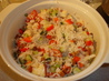 Wild Rice Salad With Raisins. Recipe by Tulip-Fairy
