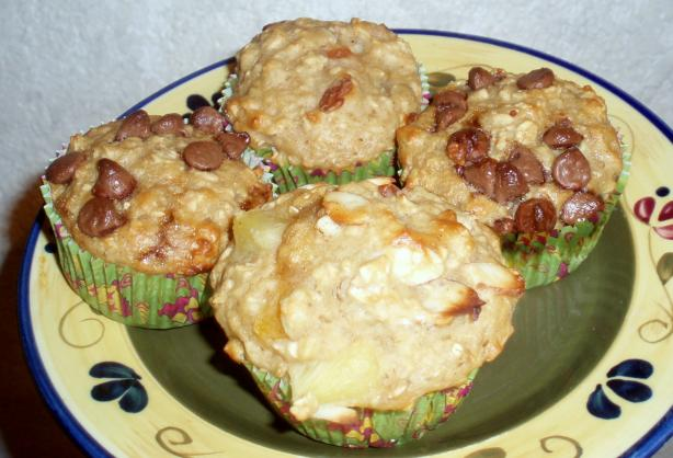 Amazing Oatmeal/Ww Muffins Add Any Fruit You Like. Photo by Radish4ever