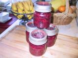 "Homemade Cranberry Sauce (""cranberry Fruit Conserve"")"