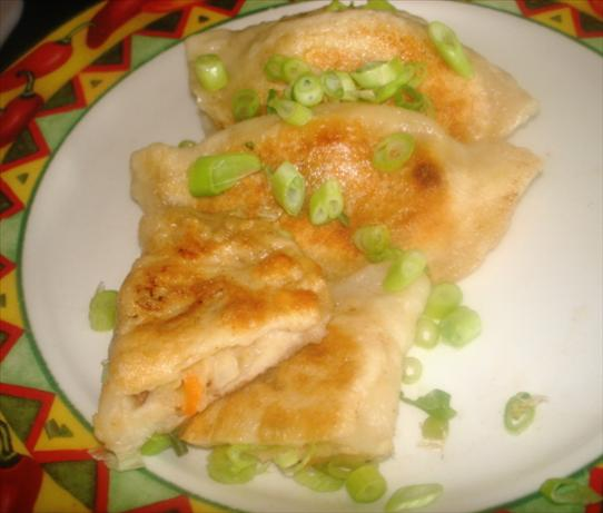 Ukrainian Sweet Cabbage Varenyky (Pierogi Dumplings). Photo by Linajjac