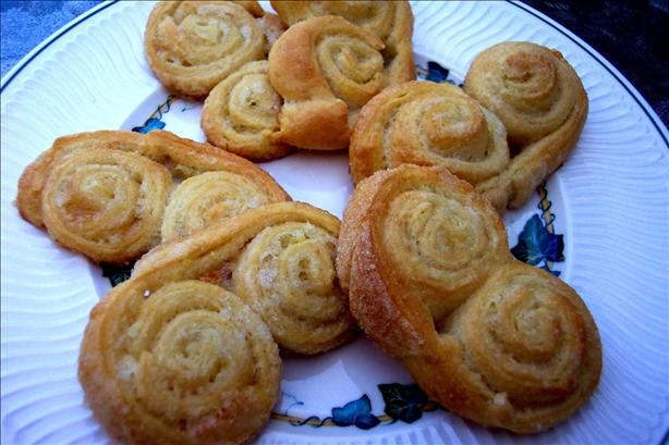 Crescent Roll Dough Palmiers. Photo by HeatherFeather