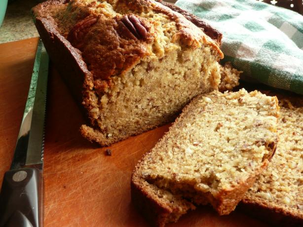 Chelle&#39;s  Banana Bread. Photo by CaliforniaJan