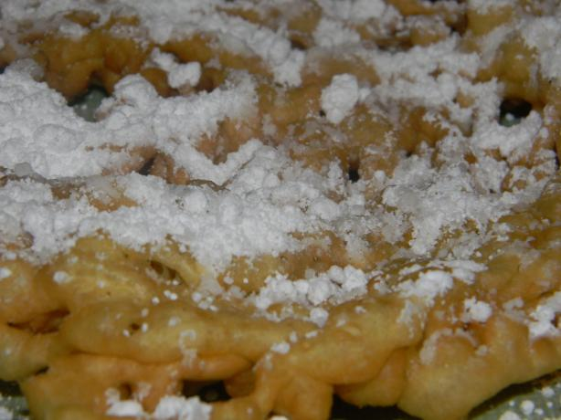 Funnel Cake. Photo by Lidya