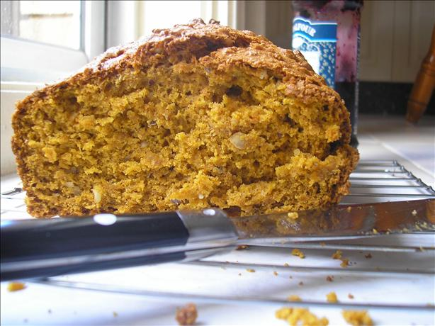 Pumpkin Bread. Photo by melting pot