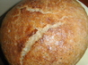 Zurie's Overnight No-Knead Bread