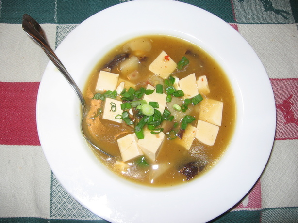 The Best Hot & Sour Soup. Photo by Maito