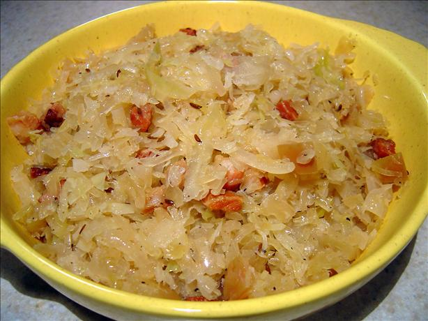 Swedish Sauerkraut. Photo by :(