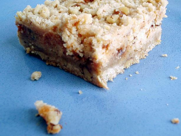 Butter Crunch Cheesecake Bars. Photo by Kim127