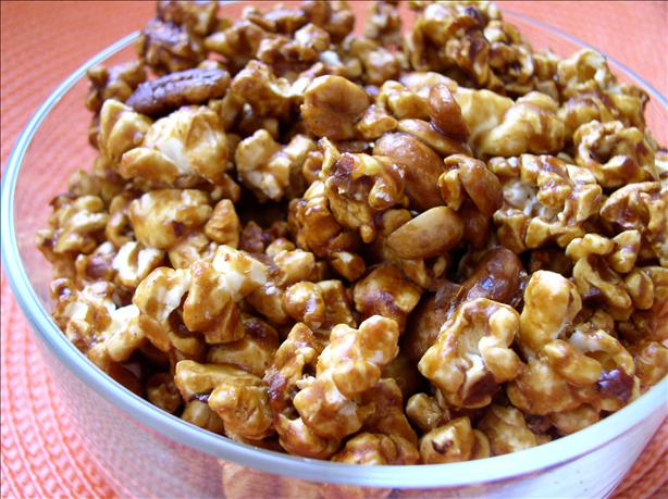 Nutty Baked Caramel Corn. Photo by Bayhill