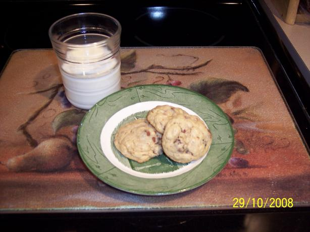 Mrs. Fields Chewy Raisin Cookies. Photo by children from A to Z