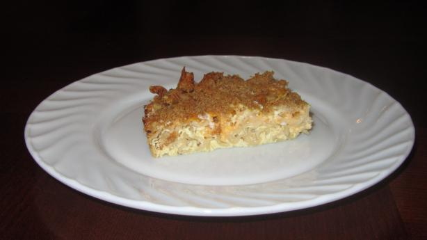 Macaroni & Cheese Casserole. Photo by Chef #581862