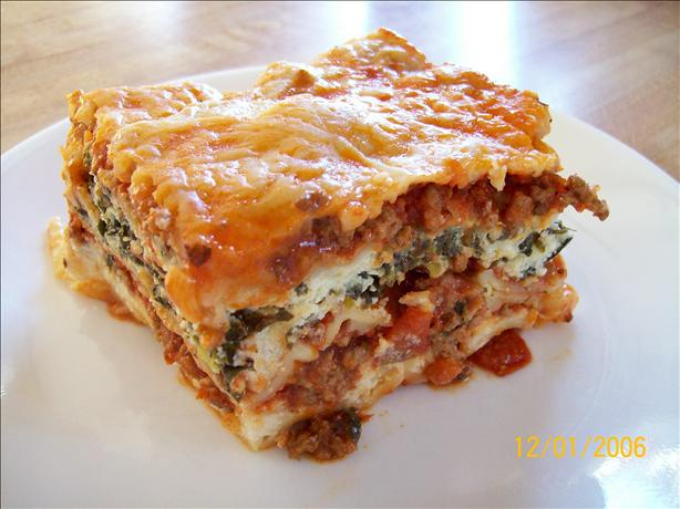 Our Perfectly Easy Lasagna Recipe - Food.com