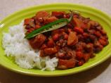 Crock Pot Red Beans (And Rice)
