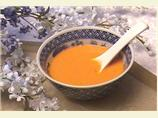 The Best Ever Red Pepper Curry Coconut Soup