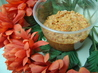 Roasted Garlic and Red Pepper Pesto. Recipe by Nonnie4Two