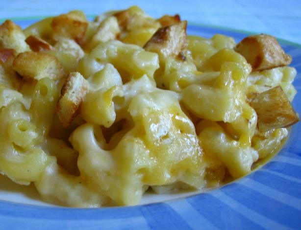 Macaroni and Cheese. Photo by Breezytoo