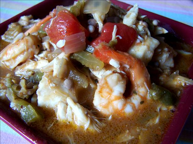 Shrimp and Okra Gumbo. Photo by Rita~