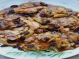 Balsamic Chicken With Pears