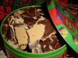 Tiger Butter Fudge Candy