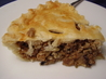 Reveillon Tourtiere. Recipe by Annacia