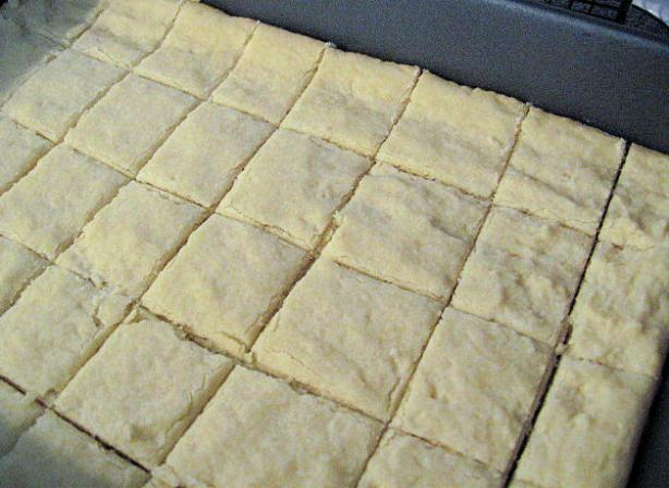 Easy Rich Shortbread. Photo by Brenda.