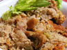 Julie's Cornbread Dressing or Stuffing. Recipe by puppitypup