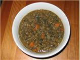 Rosemary Lentil Vegetable Soup