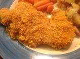 Apricot Oven Fried Chicken