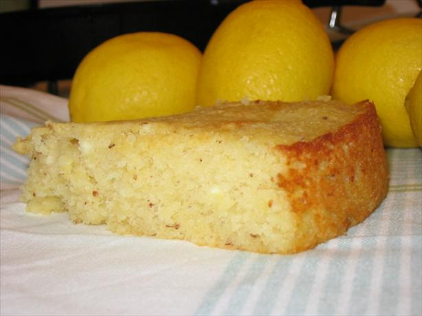 Lemon Ricotta-Almond Cake ( Gluten-Free ). Photo by What's Cooking?