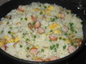Fried Rice. Recipe by Chef #418269