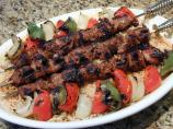 Armenian Shish Kebab