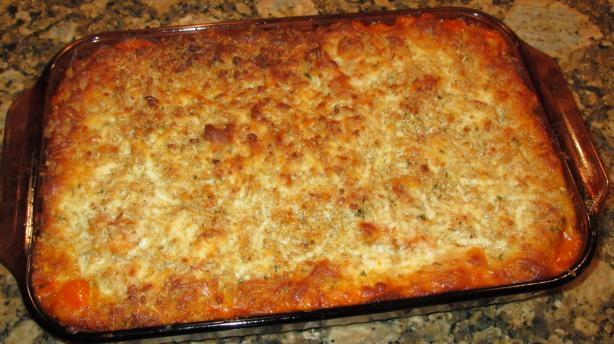 Olive Garden Five-Cheese Ziti Al Forno. Photo by JFitz