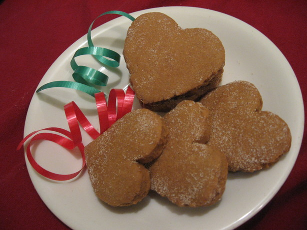 Diabetic Chewy Molasses Ginger Cookies. Photo by Kid-Kat