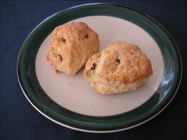 Cream Scones. Photo by Jen T