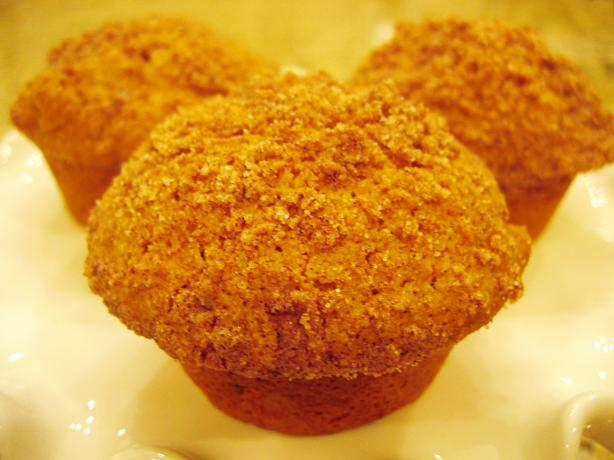 Libby's Pumpkin Muffins. Photo by New Mom Kate