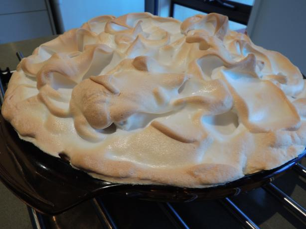 Lemon Meringue Pie. Photo by JustJanS