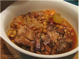 Pork and Lentil Cassoulet