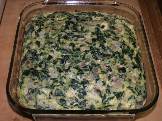 Spanakopita Casserole. Photo by Greeny4444