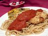 Low Calorie Parmesan Chicken With Tomato Cream Sauce. Recipe by delish #2