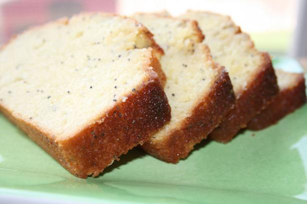 Lemon Poppy Seed Bread. Photo by **Tinkerbell**