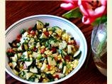 Picnic Corn-Zucchini Salad