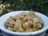 Golden Apple Oatmeal